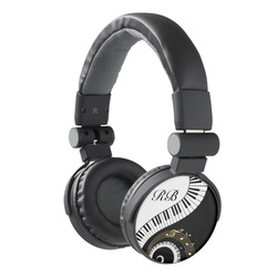Stylish Monogram headphones