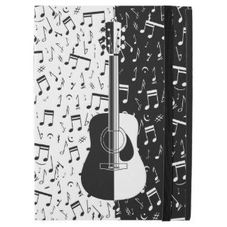 Contemporary Guitar themed ipad pro case